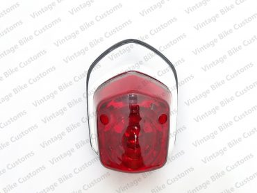 ROYAL ENFIELD UNIVERSAL PHANTOM REAR BRAKE TAIL LIGHT SMALL
