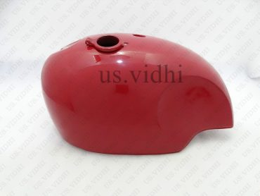 BSA A65 SPIT FIRE 4 GALLON RED PAINTED PETROL FUEL TANK