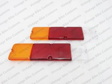 SUZUKI SAMURAI SIERRA SJ410 413 REAR BRAKE TAILLIGHT LENS SET