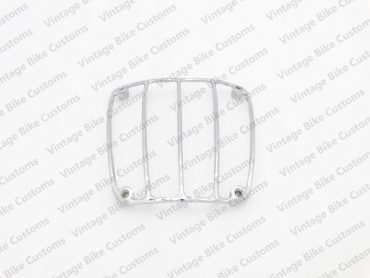 ROYAL ENFIELD BRASS CHROME  PETROL TANK GRILL