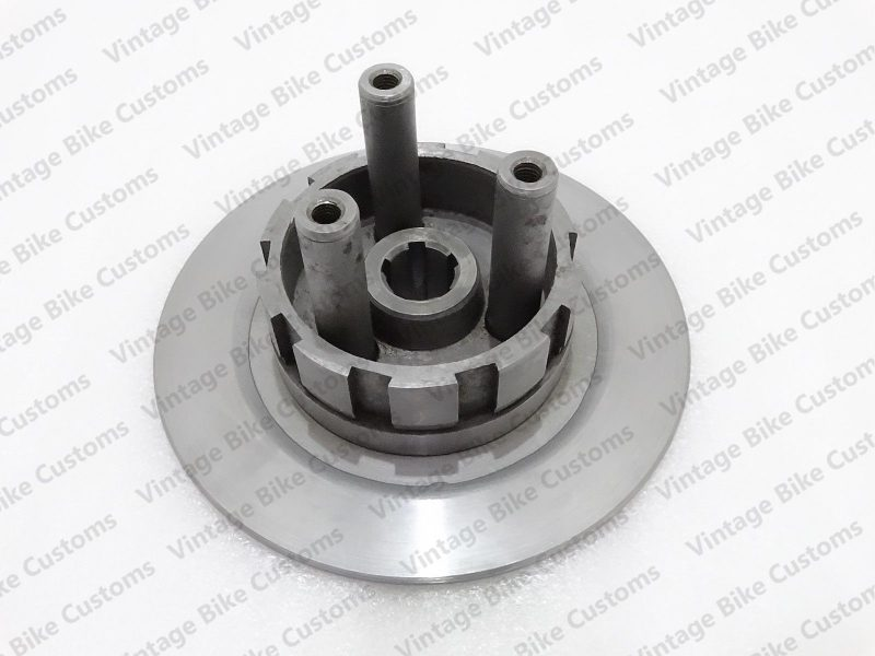 ROYAL ENFIELD CLUTCH CENTER AND BACK PLATE ASSEMBLY 350cc