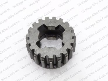 ROYAL ENFIELD LAY SHAFT SECOND GEAR PINION 19T