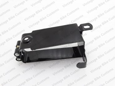 ROYAL ENFIELD BLACK BATTERY  CARRIER  CASE