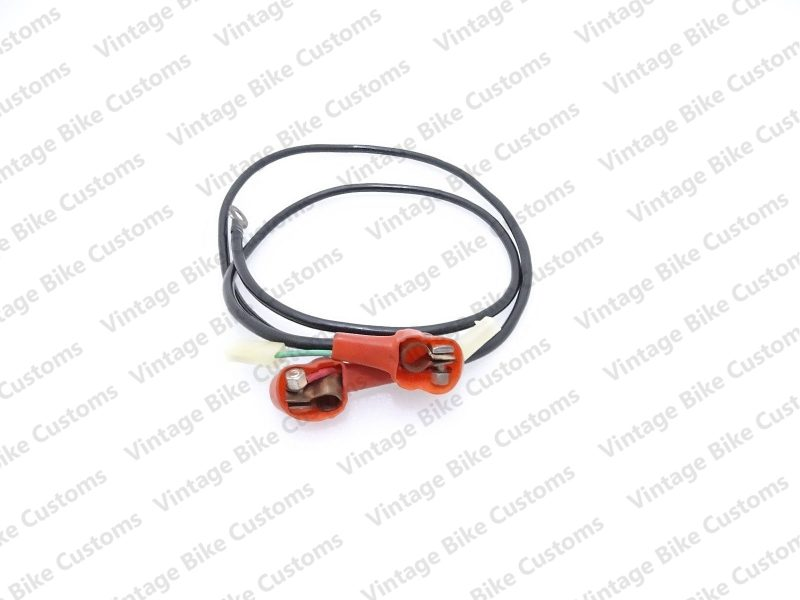 SUZUKI GYPSY BATTERY ELECTRICAL CURRENT CABLE WIRE SET