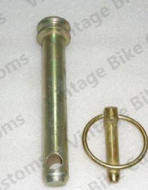Massey Ferguson Tractor ,65,165,178 Top Link Pin Cat 2,with lynch pin