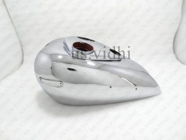 ARIEL SQUARE FOUR CHROMED PETROL FUEL TANK