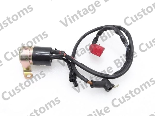 BUY ROYAL ENFIELD BULLET CLASSIC C5 STARTING RELAY WITH BRACKET Online at VINTAGE BIKE CUSTOMS