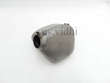 BSA M20 M21 OIL TANK RAW