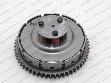 ROYAL ENFIELD 4 SPEED 4 CLUTCH PLATES COMPLETE ASSY 350/500CC