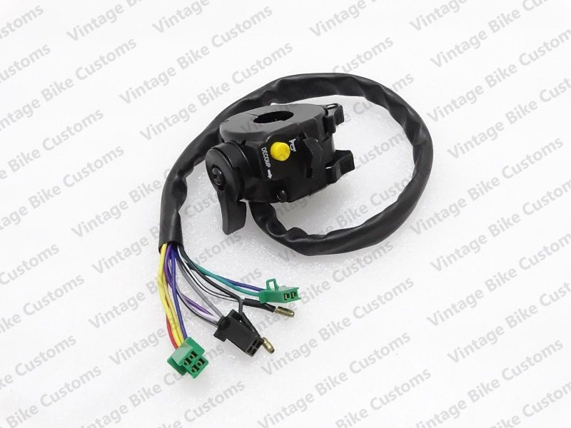 ROYAL ENFIELD LEFT HAND SWITCH