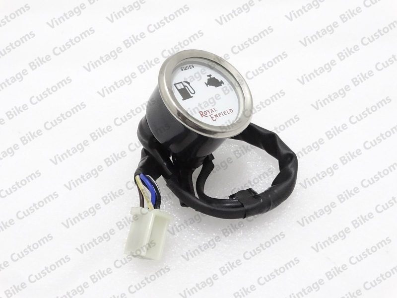 ROYAL ENFIELD CLASSIC FUEL GAUGE RESERVE INDICATOR