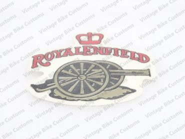 ROYAL ENFIELD CANNON STICKER