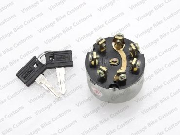 ROYAL ENFIELD  IGNITION SWITCH TOOL BOX MOUNTED