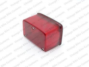 ROYAL ENFIELD BULLET REAR BOX TYPE TAIL LIGHT ASSEMBLY
