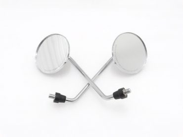 ROYAL ENFIELD CHROME SIDE MIRRORS