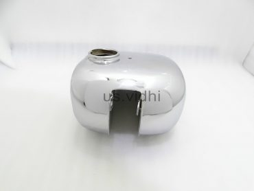 DKW SB200, SB250, SB350, SB500, KS200 CHROME STEEL PETROL FUEL TANK