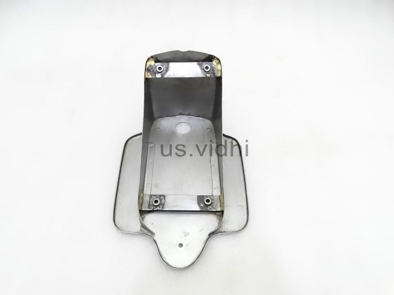 BSA REAR NUMBER PLATE A7 A10 B31 B33 B34 RIGID PLUNGER SWING ARM(GUARANTEED)