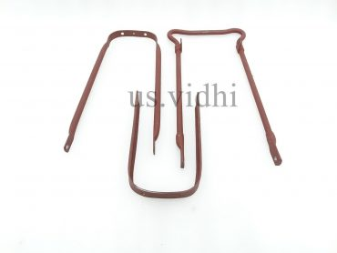 BSA B31 B33 PLUNGER MODEL FRONT AND REAR MUDGUARD FENDER STAY'S